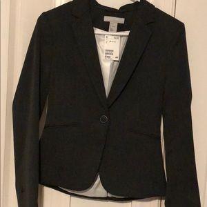 Gray H&M Blazer - NWT Size 4
